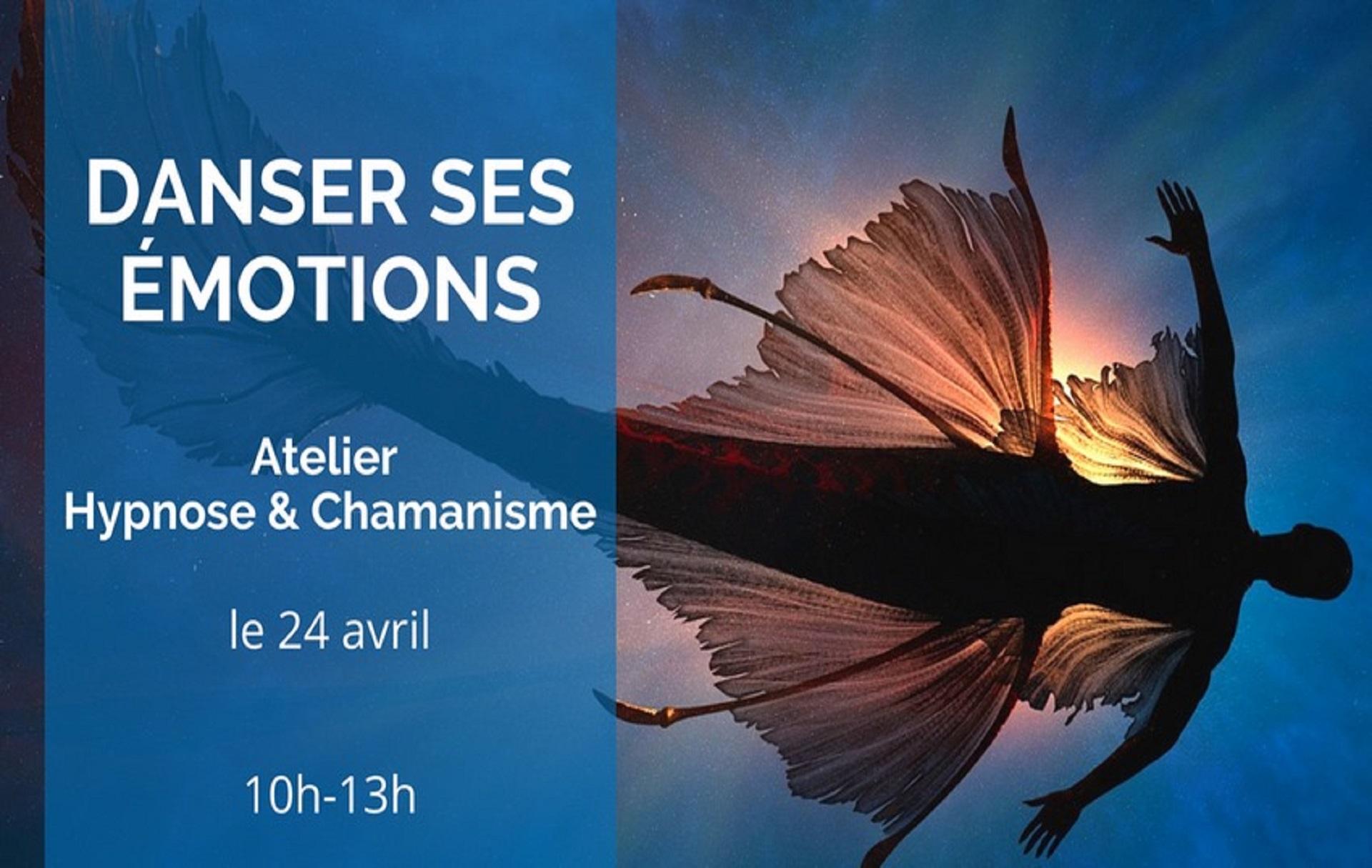 Evènement : Atelier Hypnose et Chamanisme le 24 avril à Doréssens