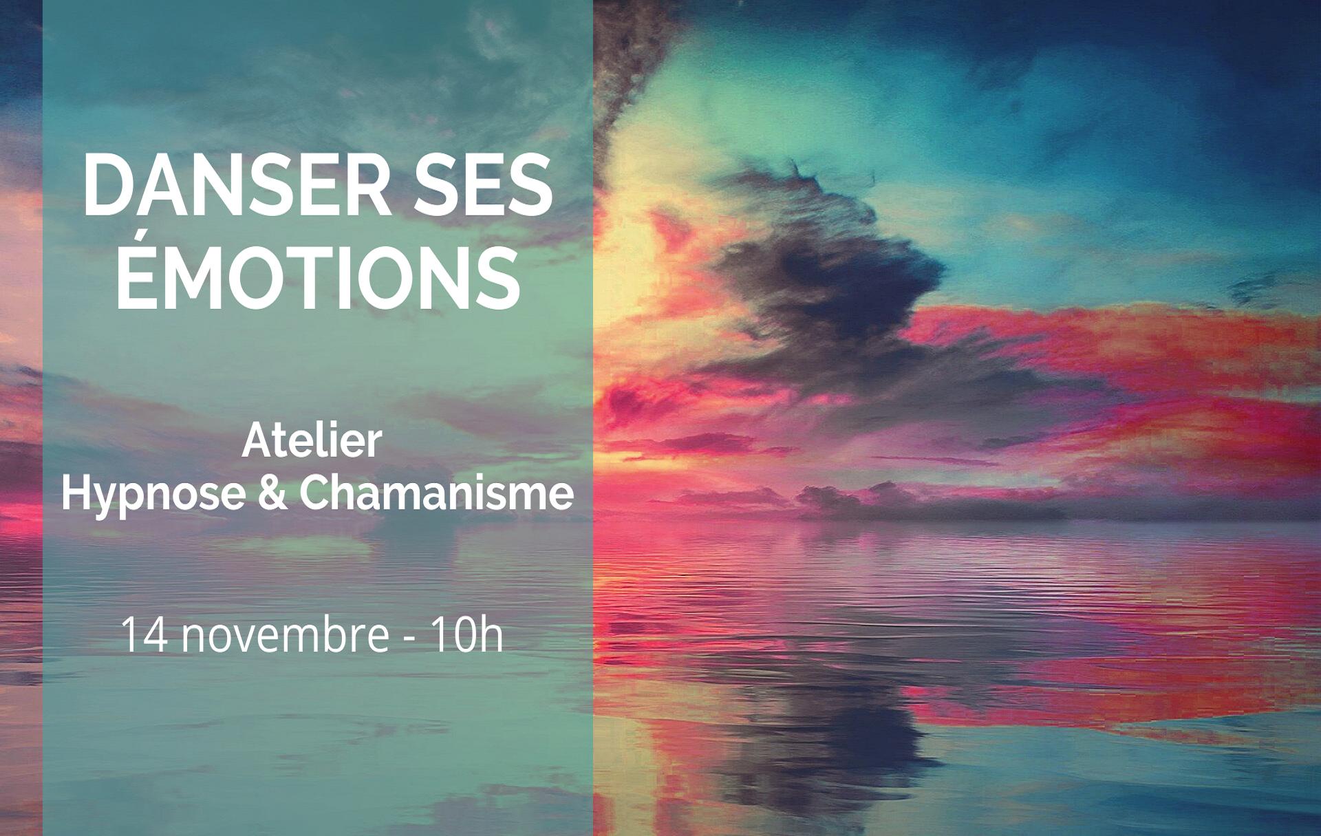 Evènement : Atelier Hypnose et Chamanisme le 14 novembre à Doréssens